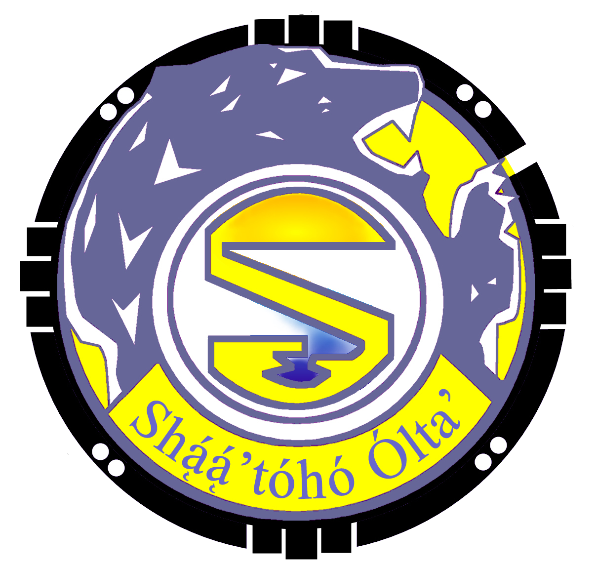 Shonto Preparatory School logo