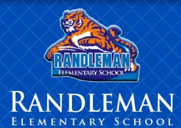 Randleman Elementary logo