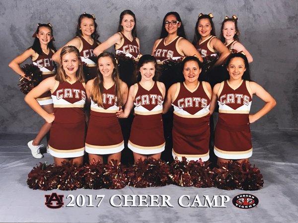 2017 Cheer Camp