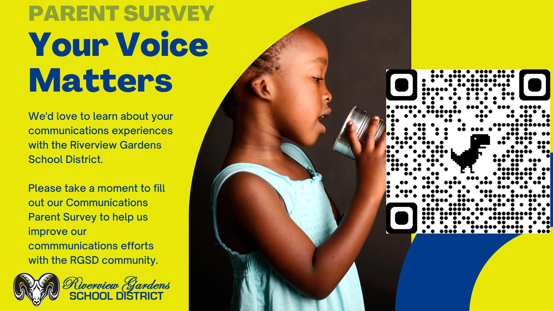 Communications Survey for Parents