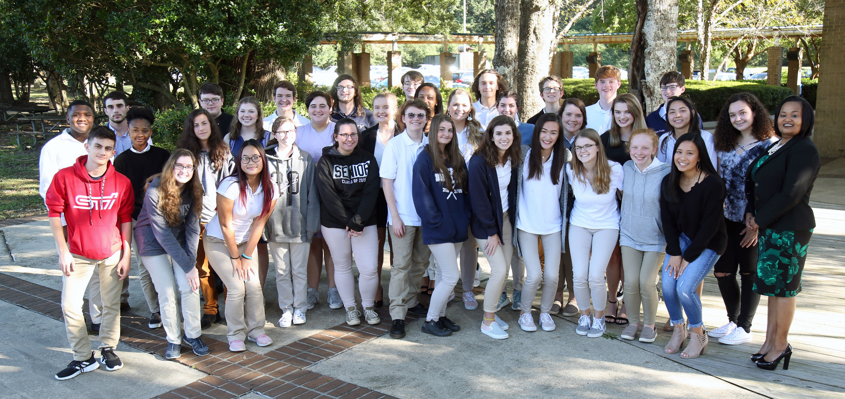 AP Scholars 2019