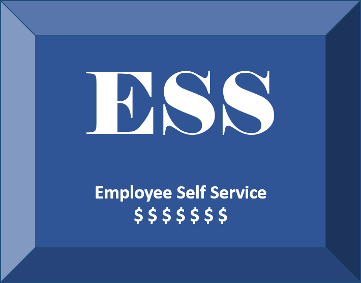 Employee Self Service Website
