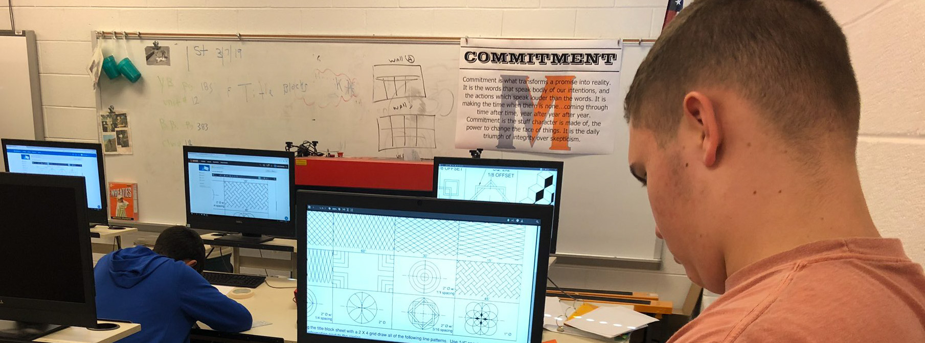East High School Intro to Engineering