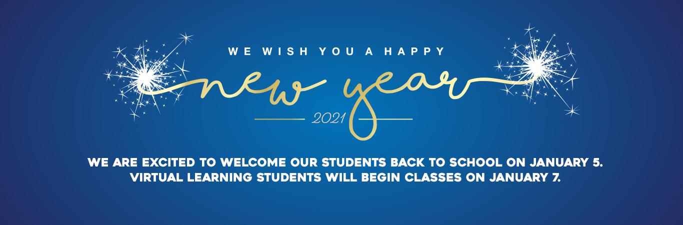 Happy New Year CCS!
