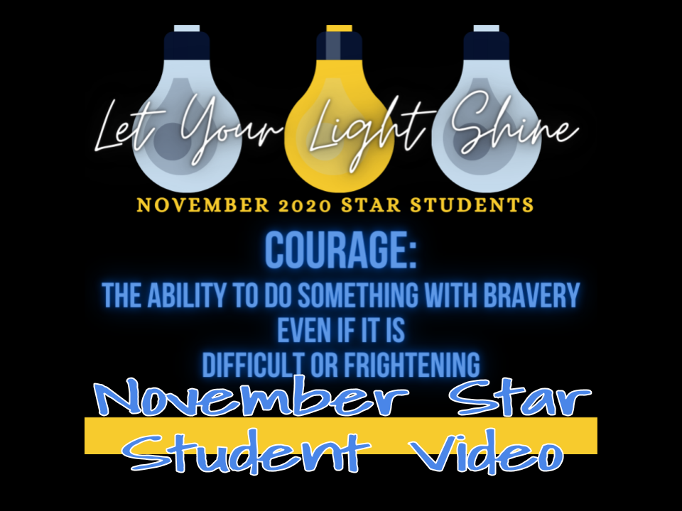 November Star Student