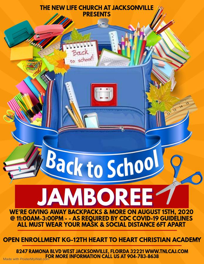 Back 2 School Jamboree