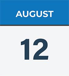 Aug 12