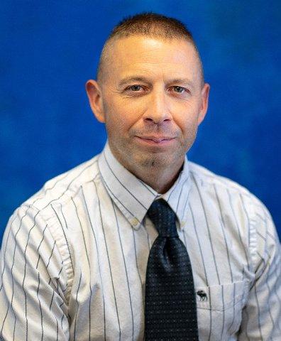 Rolando Benavides, Transportation Supervisor
