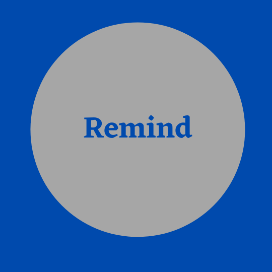Remind Icon
