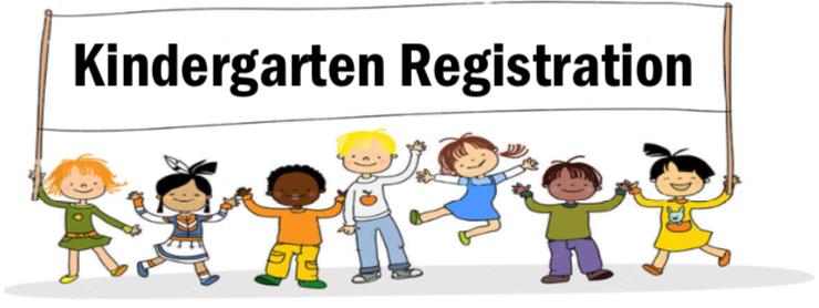 Kindergarten Registration Kids