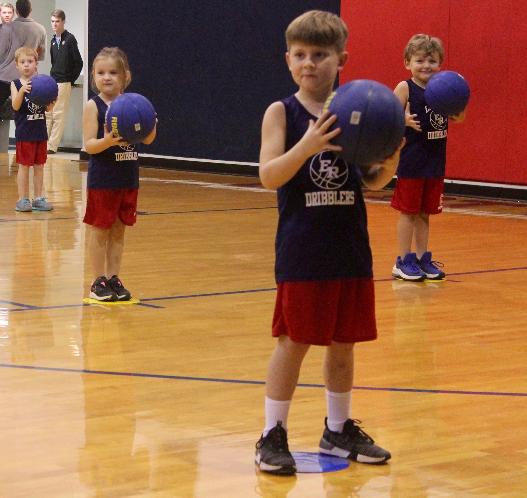 Little Dribbler Basketball