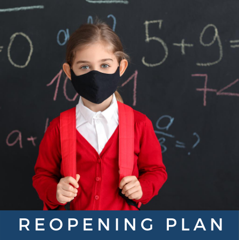 HCSD Plan for Reopening