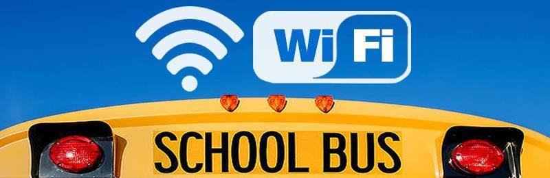 sch bus wifi