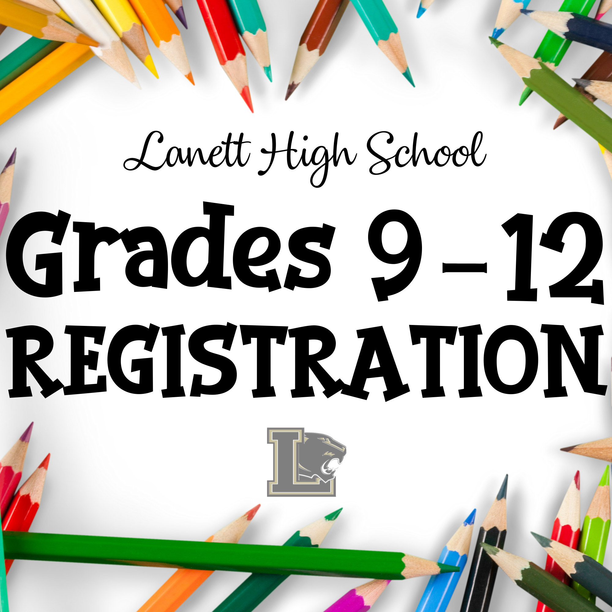Registration for Grade 9-12