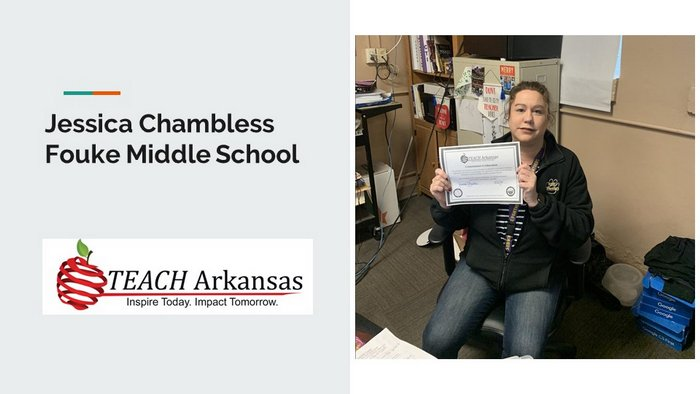 teach arkansas certificate holder