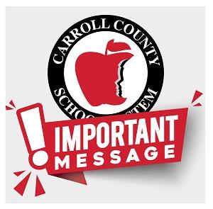 CCSS Important Message Logo