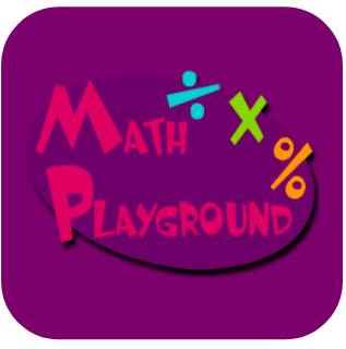 Math Playground Button