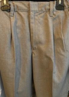 Lt. Grey Flannel Pant