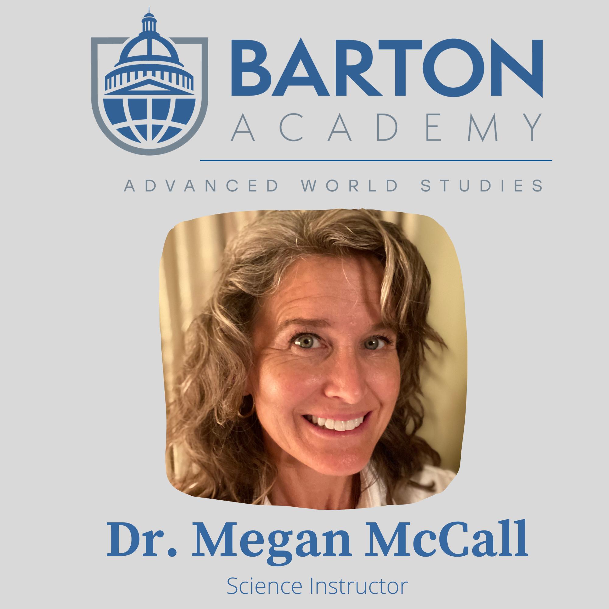 Dr. McCall