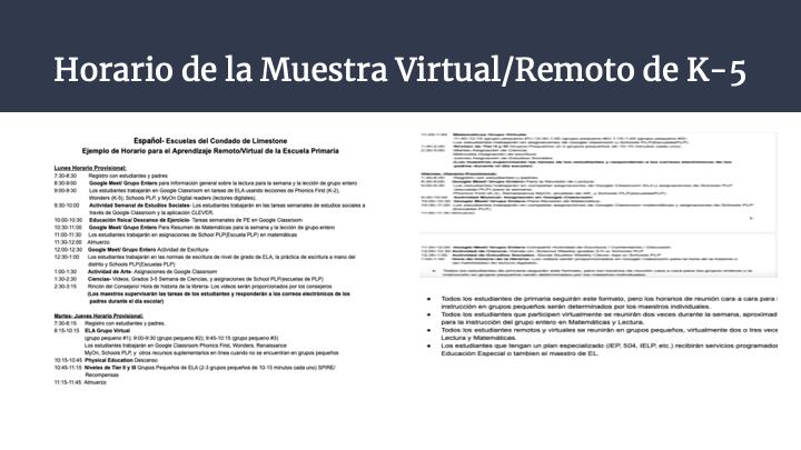 Virtual Reopening Slide 21