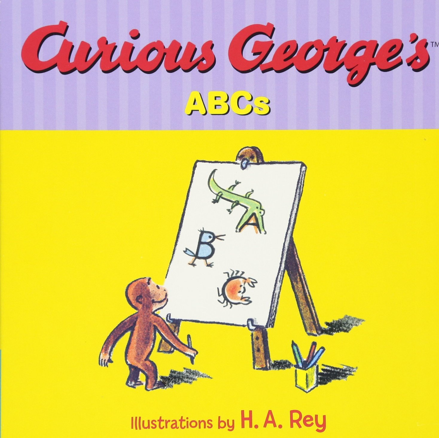 Curious George Book Link