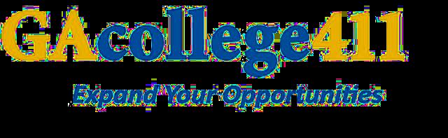 GA College 411 logo and link