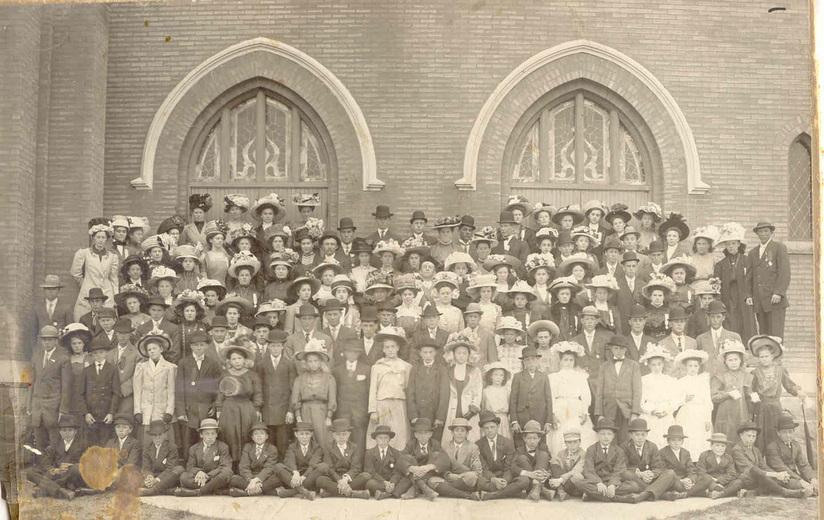 Early church members