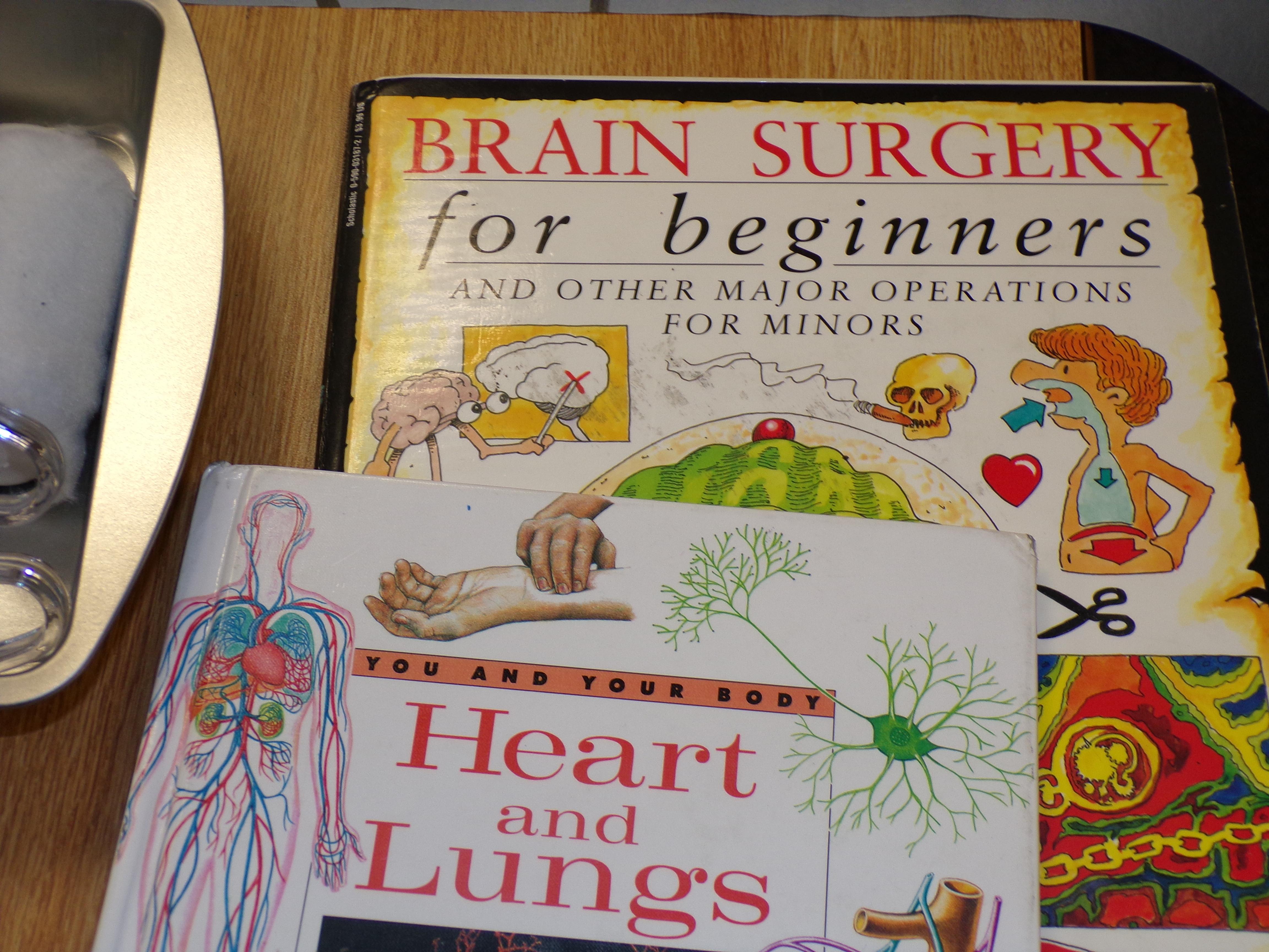 Reading ER Books