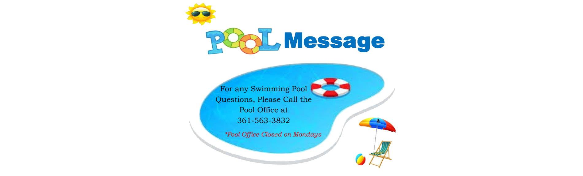 Pool Information