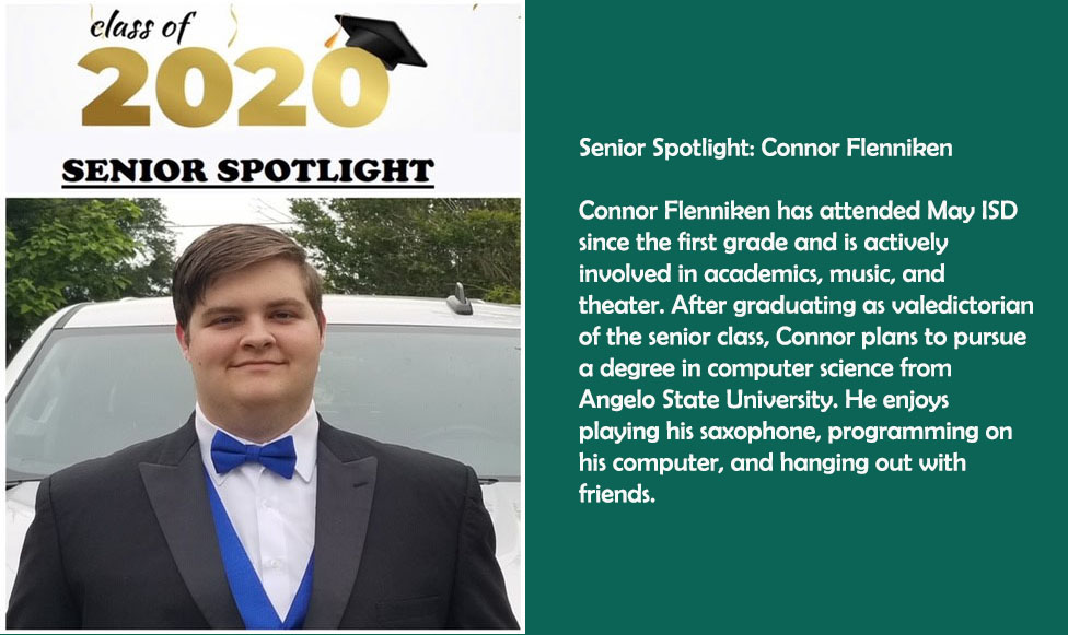 Senior 2020 Spotlight