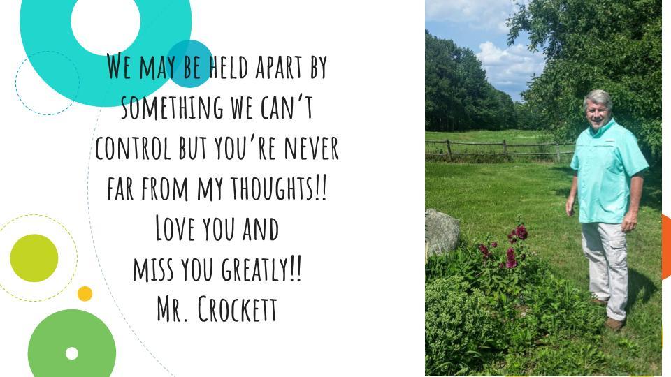 Mr. Crockett