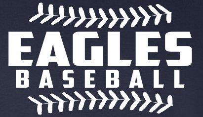 Eagles Baseball Logo
