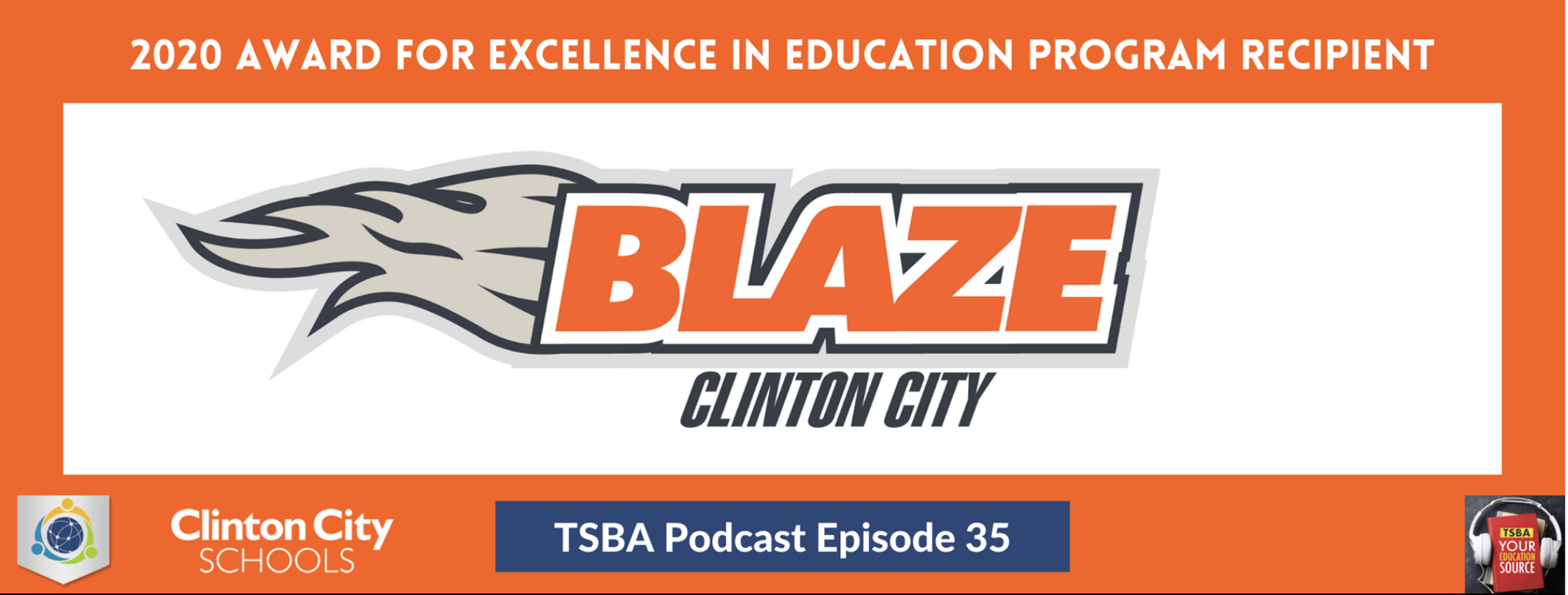 Link to TSBA podcast