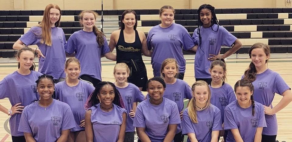 Clark-Shaw Dance Team