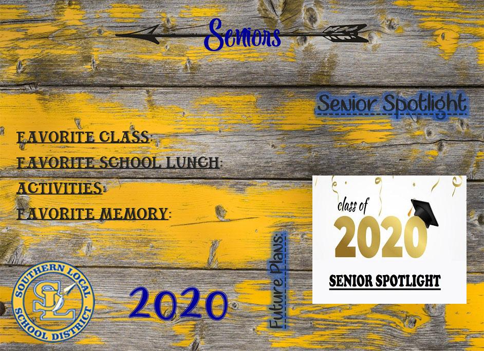 Senior Class of 2020 Tribute