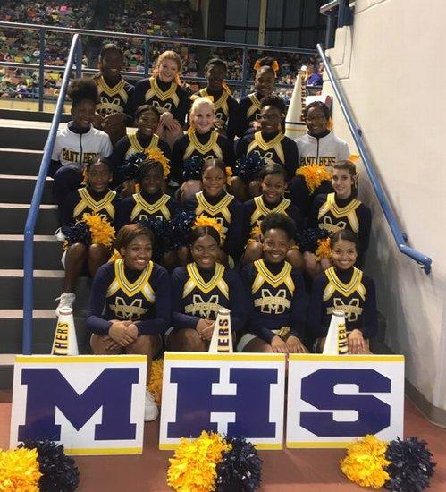 AHSAA State Cheer Championship