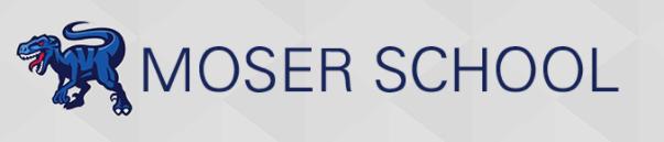 Moser School logo