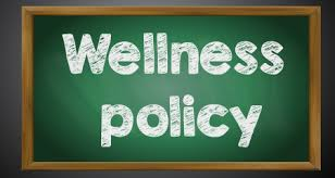 Wellness Policy image and link
