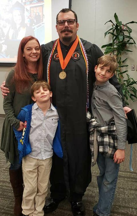 Robbins Graduation