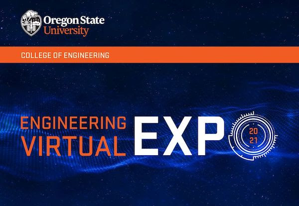 engineering virtual expo poster