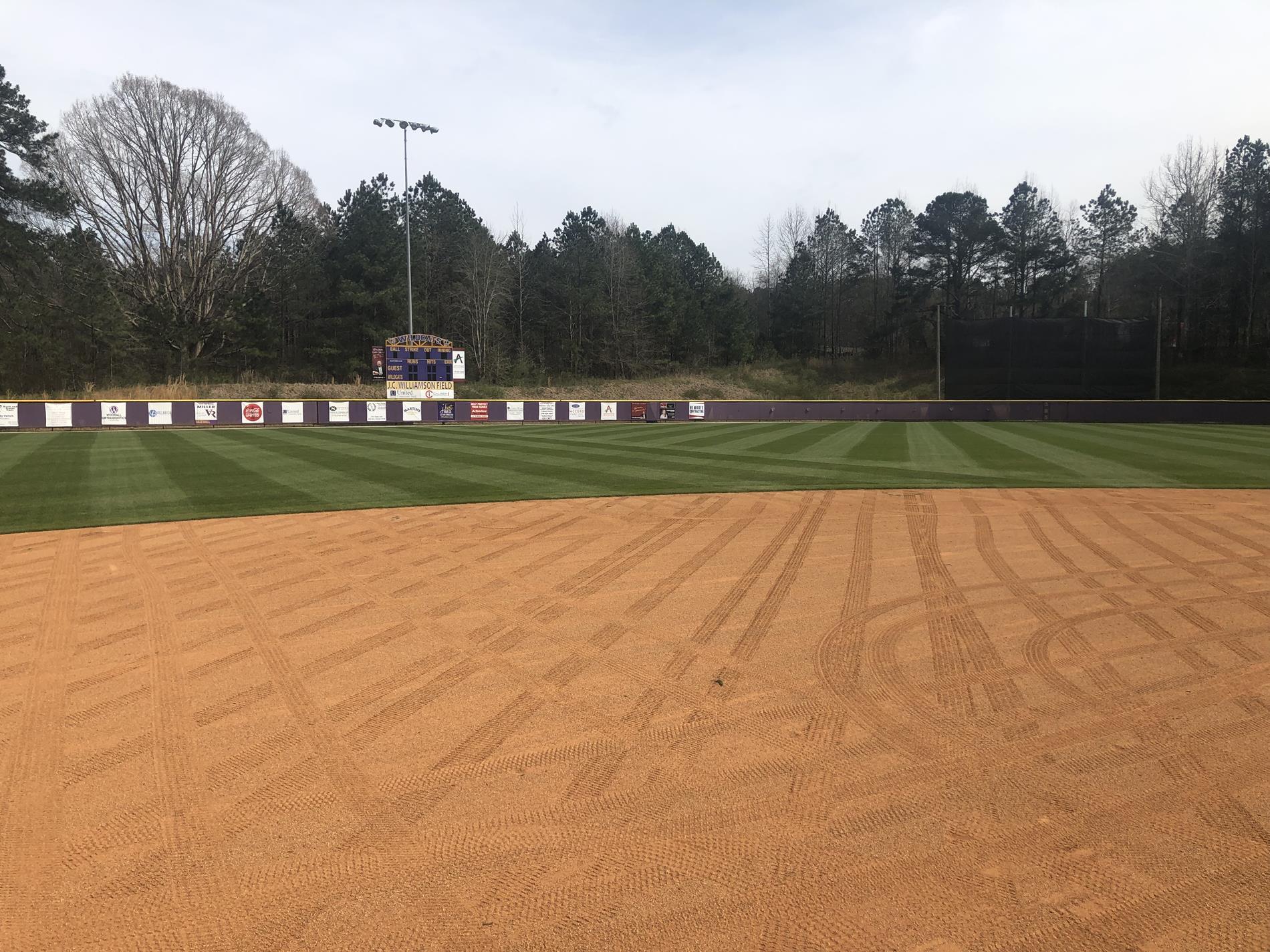 JC Williams field