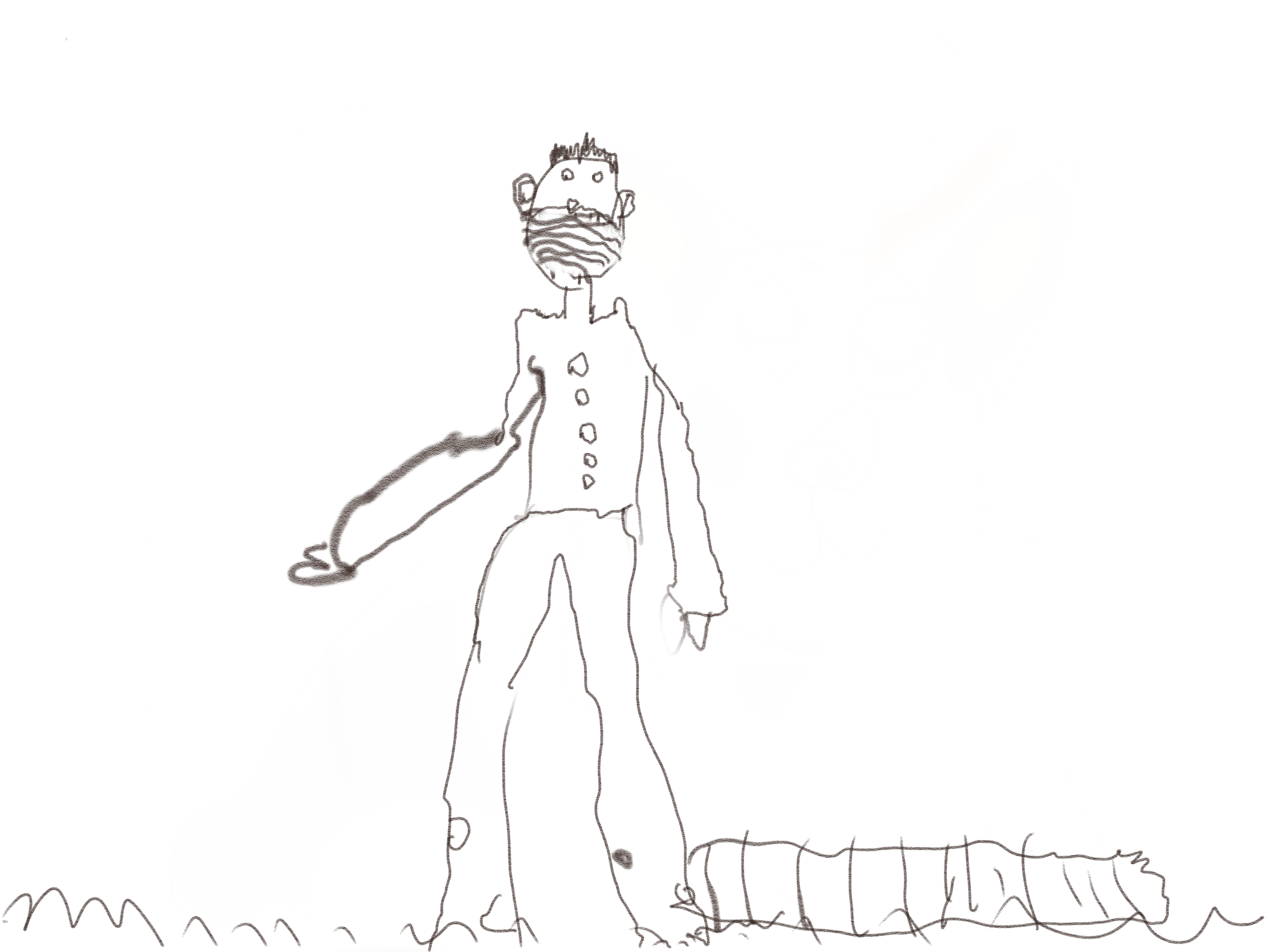 Digital Drawing for WEEK 10 (1st Grade)