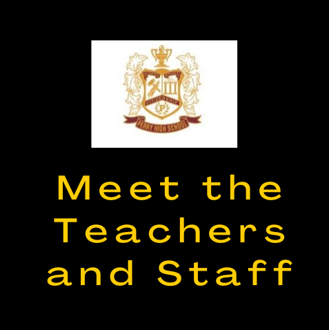 Meet the Teachers and Staff