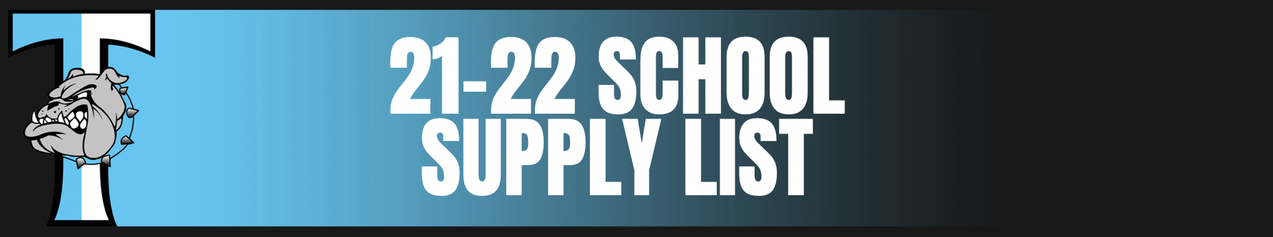 21-22 Supply List Header