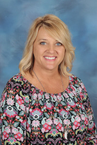 Julie Lambert RV Teacher of the Year