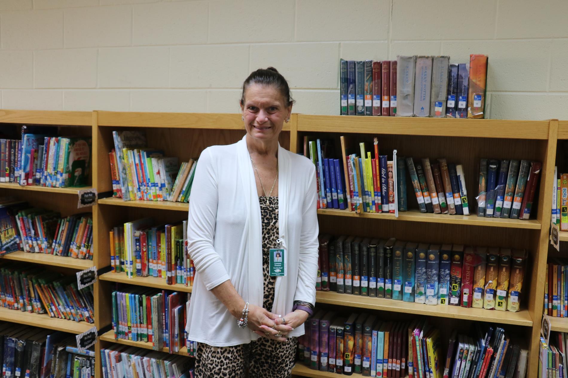 Mrs. Leanne Frasier, Assistant