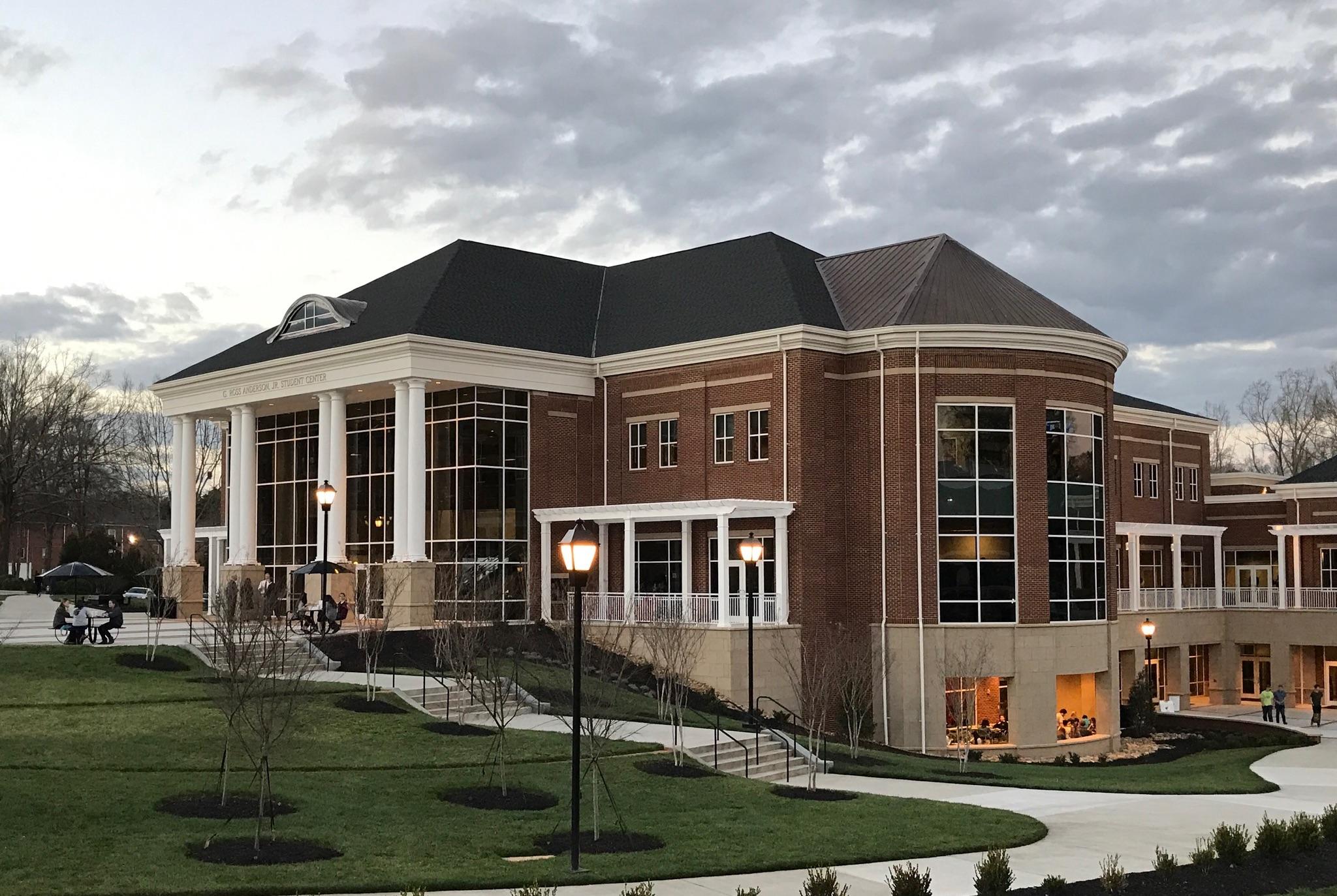 Anderson University Campus