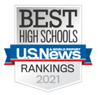 Best High School by US News and World Reports 2021