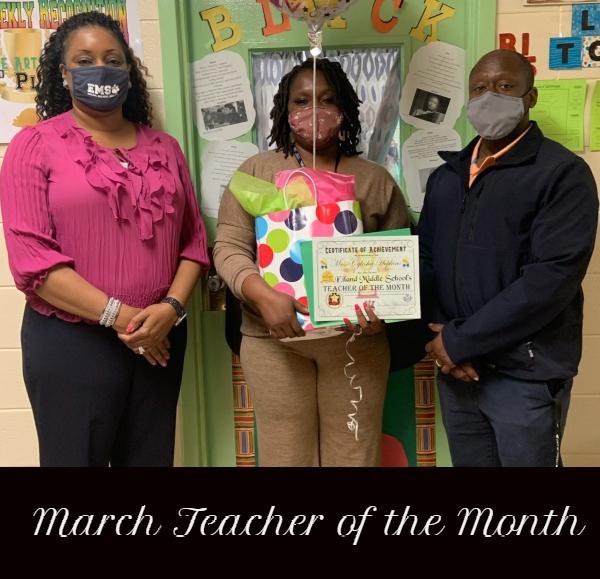 Mrs. Hop March