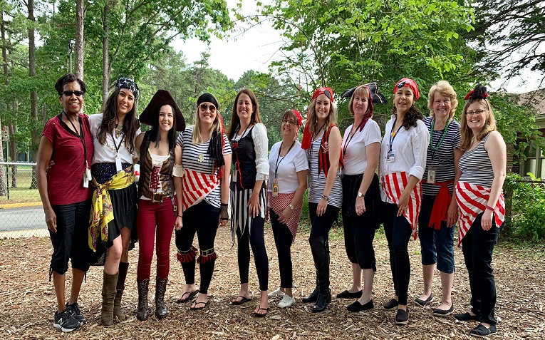 JFK Pirate Day 2019
